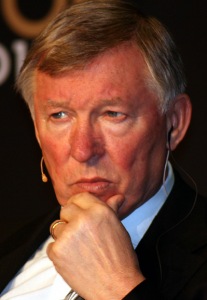 Sir Alex Ferguson Photo courtesy of thesportreview.com Link: www.thesportreview.com