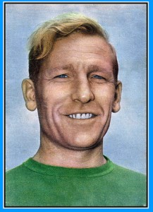 Bert Trautmann in his playing days.