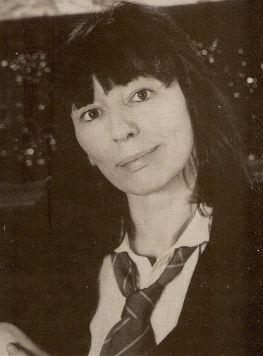 This is the writer Beryl Bainbridge in 1984, a strong role model for anyone. Her books reach far beyond gender with an intelligence and sense of place and ... - Beryl