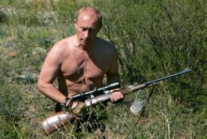 Here's a picture of Putin. But the 9-word snapshot of him by Mikhail Gorbachev is even more informative.