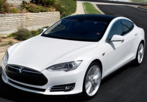 For greater performance other cars have a 'sport mode'. But a Tesla Model S Dual Motor has an 'Insane Mode'.