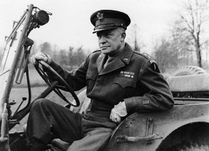 General Eisenhower.